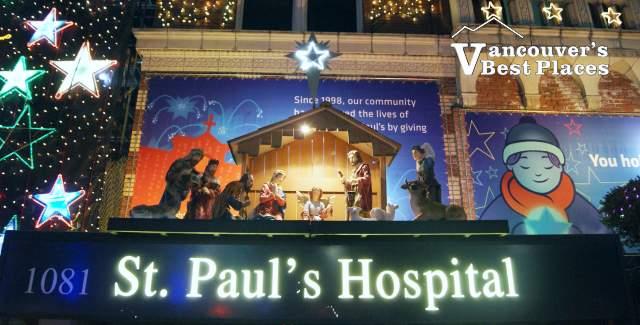 St. Pauls Hospital Nativity
