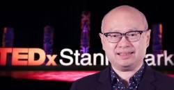 Roger Wong at TEDx 2018