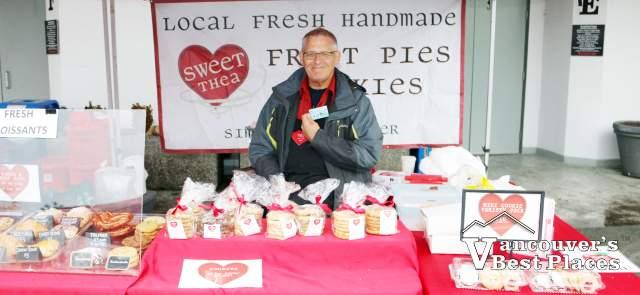 Baked Goods Vendor at Riley Park Farmers Market