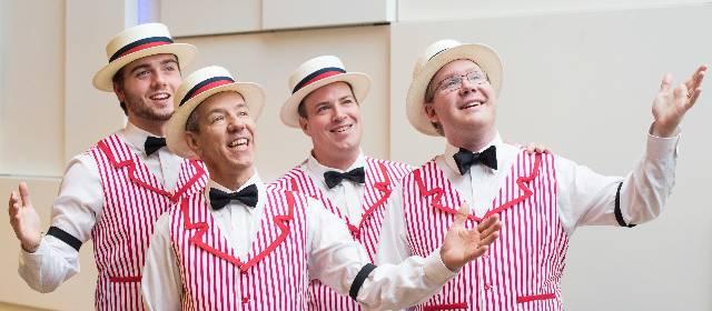 Music Man Male Chorus