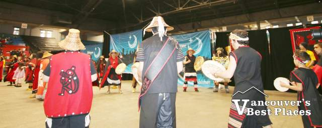 Nisga'a Hoobiyee New Year Celebrations