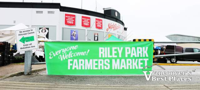 Riley Park Farmers Market