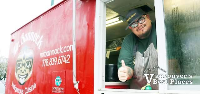 Mr Bannock Food Truck