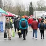 Winter Market Day at Nat Bailey