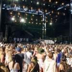 Festival Concert Stage Crowds