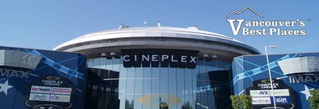 Cineplex Cinema in Langley