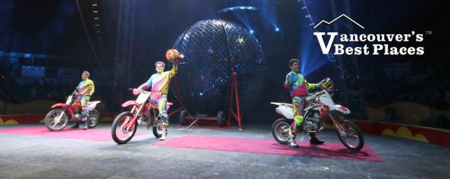 Dominguez Family Motor Bike Team