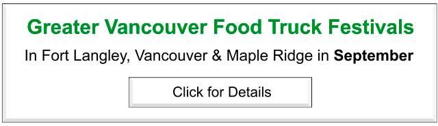 September Food Truck Festivals