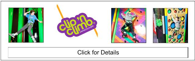 Clip 'n Climb Vancouver