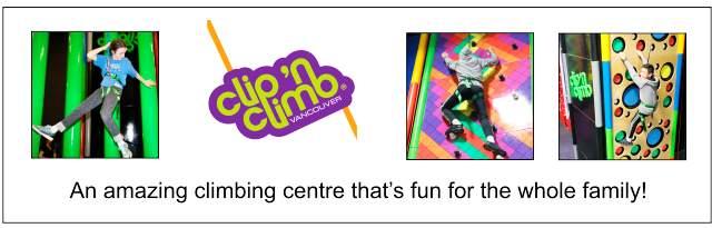 Vancouver Climbing Centres