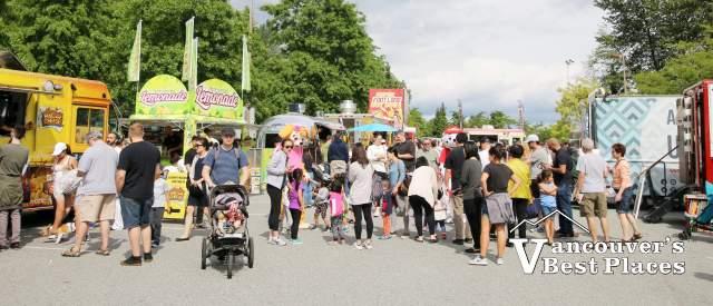 Coquitlam Food Truck Festival