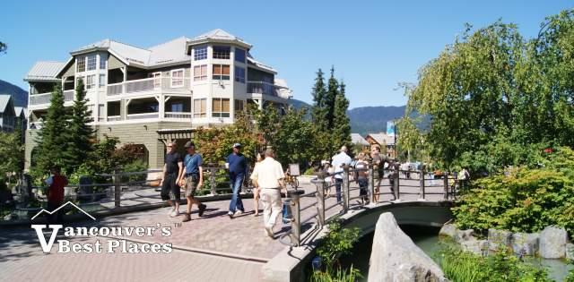 Bridge at Whistler Village