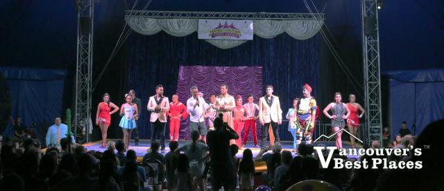 Circo Osorio Circus