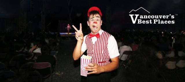 Circo Osorio Circus Clown