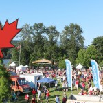 Golden Spike Days on Canada Day