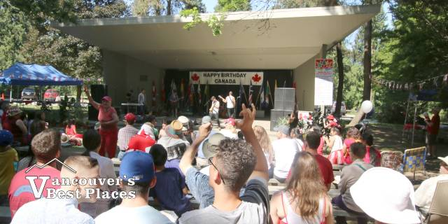 Canada Day in New Westminster