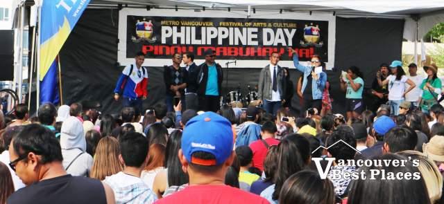 Filipino datování vancouver