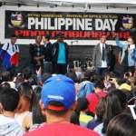 Philippine Days Festival Stage