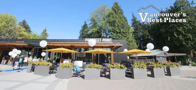 Restaurant at Prospect Point