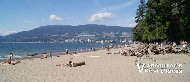 Stanley Park's Third Beach