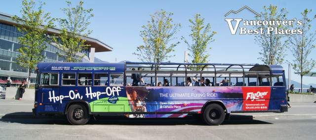 Vancouver Sightseeing Bus
