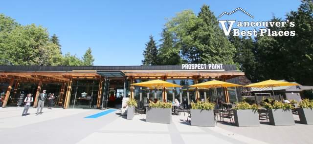 Stanley Park's Prospect Point Restaurant
