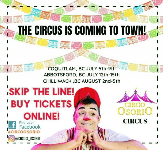 The Circus is Coming Poster