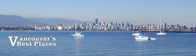 Vancouver View from Jericho