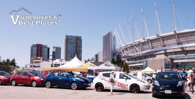 ElectraFest by BC Place Stadium