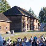 Fort Langley Brigade Days