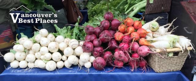 West End Farmers Market Produce
