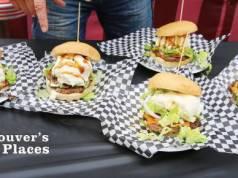 Vancouver PNE Festival Food