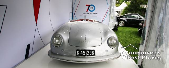 First Porsche Ever Made