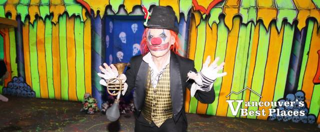 Fright Nights Halloween Clown