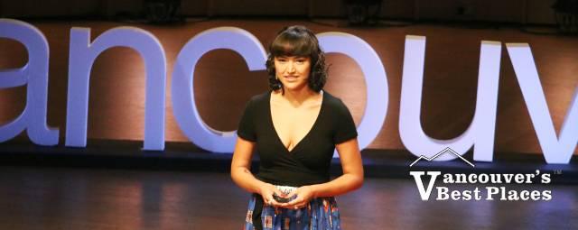 Grace Dove at TEDxVancouver
