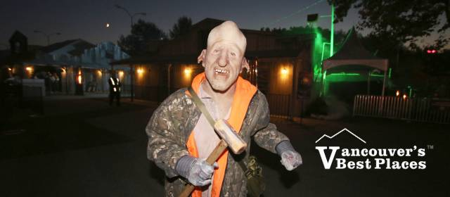 PNE Fright Nights Monster Character