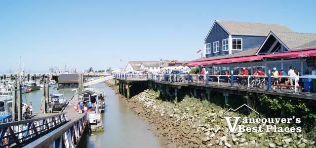 Waterfront at Steveston Village