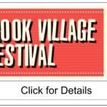 Wesbook Village Festival Banner