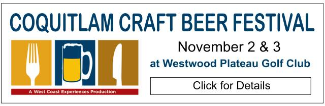 Craft Beer Festival at Westwood Plateau