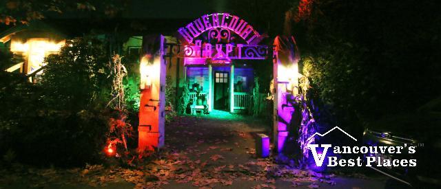 Dovercourt Crypt Haunted House