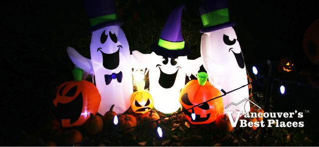 Inflatable Halloween Ghost Characters