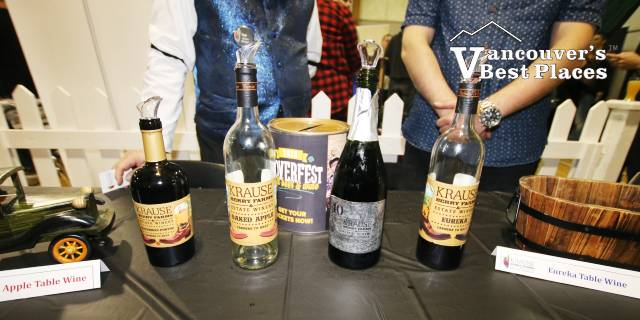 Krause Berry Farm Wines
