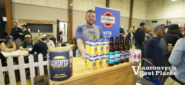 Cloverfest Oktoberfest Beer Festival