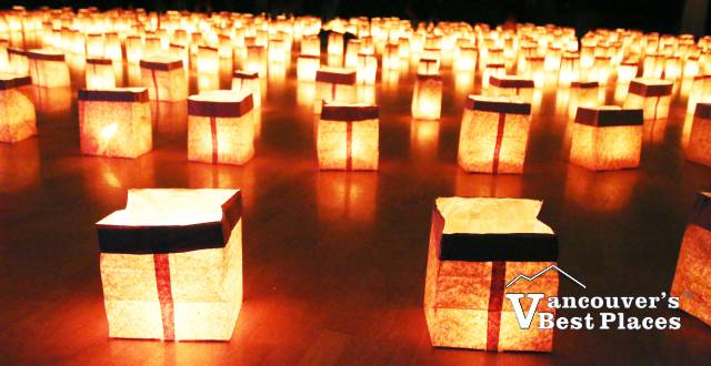 Vancouver Winter Lantern Festival