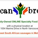 African Breese North Vancouver