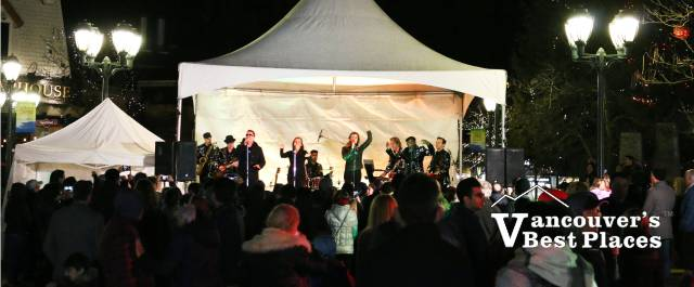 Christmas Concert at Park Royal Village