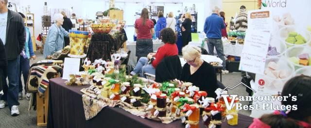 Shadbolt Centre Christmas Craft Fair