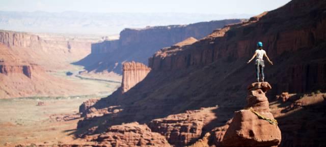 FlyOver America Grand Canyon Scene