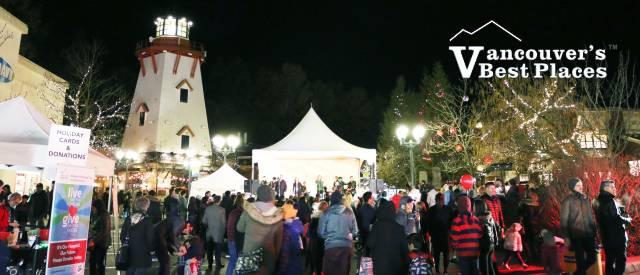 Park Royal's Light Up The Village