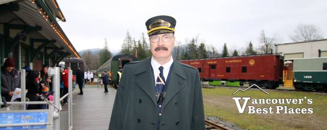 Polar Express Christmas Train Ride in 2019 | Vancouver's